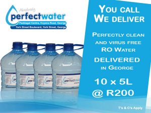Purified Water Deliveries in George
