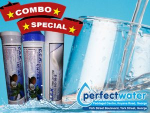 Water Filter Combo Special In George