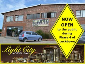 Light City and Electrical during Lockdown Open to the Public
