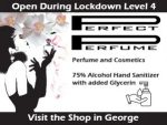Perfume Shop in George Open During Lockdown Level 4