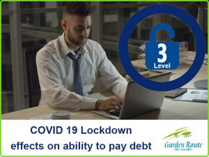 COVID 19 Lockdown Effects on Ability to Pay Debt