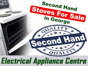 Second Hand Stoves For Sale in George