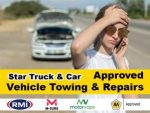 Approved Vehicle Towing and Repair Centre in George