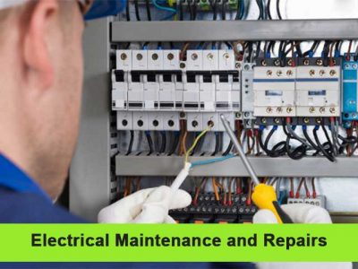 Residential and Commercial Electrical Maintenance in Mossel Bay