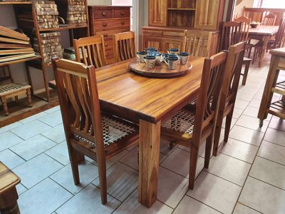 Wooden Furniture in George, Garden Route