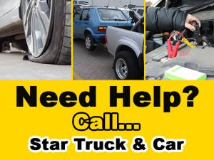 Star Truck and Car is Committed to Your Vehicle and Roadside Safety