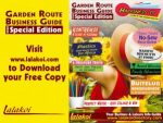 Garden Route Online Magazine Available