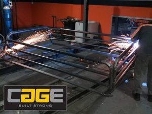 Manufacturers of Steel and Mild Steel Railings in George