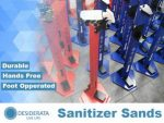 Durable Sanitizer Stands in South Africa