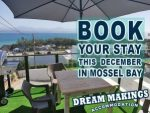 Book Your Stay this December in Mossel Bay