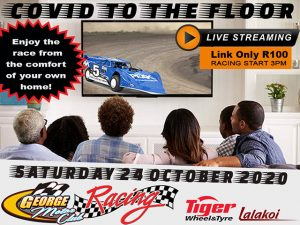 George Motor Club Covid to the Floor Racing 24 October 2020