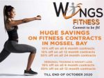 Huge Savings on Fitness Contracts in Mossel Bay