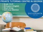 Private Tutoring Centre in George
