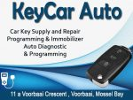 Automotive Key Supply and Repair in Mossel Bay