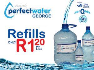 RO Purified Water Refills in George