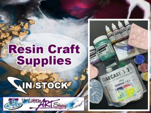 Get Your Resin Craft Supplies in George