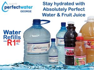 Bottled Purified Water and Fruit Juice in George