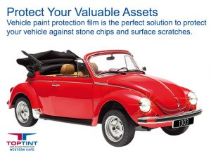 Protect Your Vehicle with Paint Protection Film