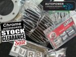 Sale on Chrome Automotive Accessories in George