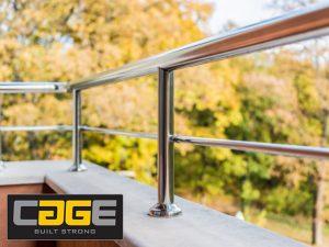Stainless or Mild Steel Balustrades in Garden Route