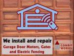 Garage Door Motor Installations and Repairs