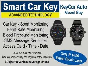 Smart Car Key Watch For Sale
