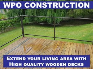 High Quality Wooden Decks in George