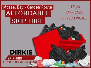Affordable Skip Hire in Mossel Bay