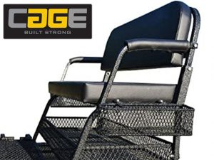 Seats For The Back of Your 4×4 Made in George