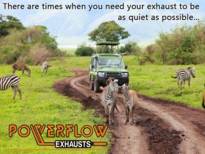 Professional Exhaust Centre in George