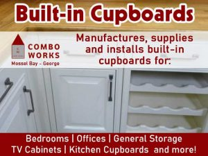 Mossel Bay Built-in Cupboards by Combo Works