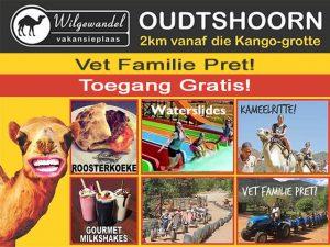 Pret vir die Hele Familie in Oudtshoorn