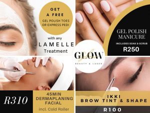 George Beauty Salon Special Offers for May 2021