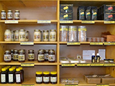 Honey Shop in Mossel Bay