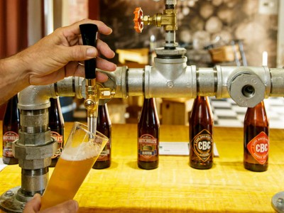 Micro Brewery in the Storms River Village