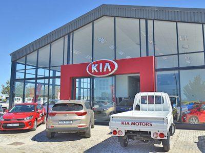 KIA Dealership in George
