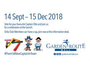 New Captain Otto for the Garden Route Mall