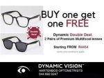 Hartenbos Optometrist Dynamic Double Deal