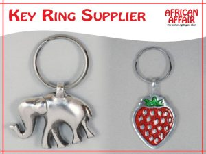 High Quality Aluminum Key Rings in South Africa