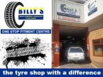 The Tyre Shop with a Difference in George