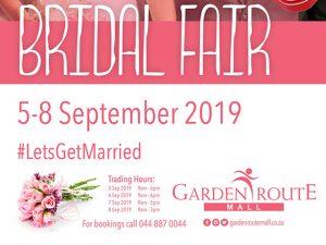 Garden Route Mall Bridal Fair 2019 in George