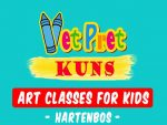Kids Art Classes in Hartenbos