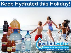 Keep Hydrated with Absolutely Perfect Water this Holiday