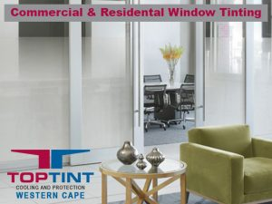 Commercial and Residential Window Tinting in George