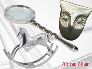Stylish Aluminium Paperweights