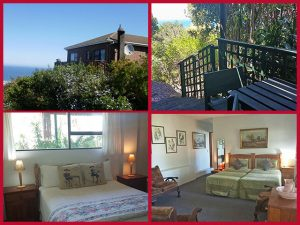Spacious Self Catering Flat in Wilderness