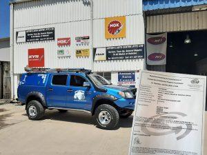 Anton's Auto Centre George Lockdown Services