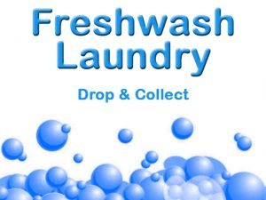 Special at Freshwash Laundry in George