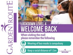 Garden Route Mall Trading During Lockdown Level 4