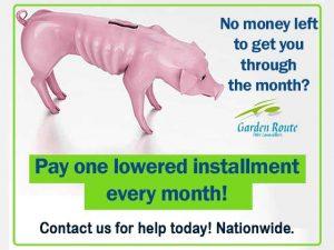 No Money Left to Get you Through the Month